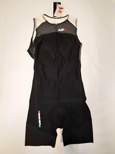Garneau COMP Suit Triathlon - Black & Gray - XL - Lycra xtra life - Cycling