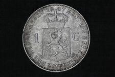 Netherlands - 1 gulden 1907 (#46)