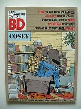 Magazine (comme neuf) - Les cahiers de la bande dessinée 82 (Cosey)
