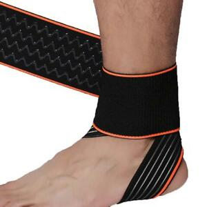 For Arthritis Strap Sock Ankle Support Sports Running Adjustable Compression SH