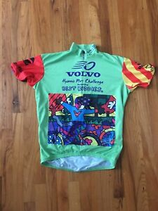 Romero Britto Best Buddies Bicycle Jersey