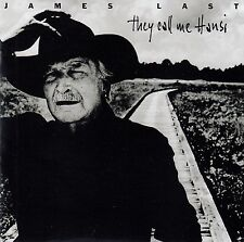 JAMES LAST : THEY CALL ME HANSI / CD - TOP-ZUSTAND