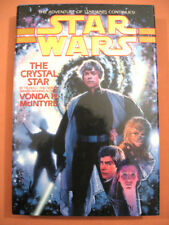 STAR WARS The Crystal Star, Vonda N. McIntyre HC 1st Ed