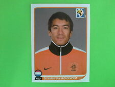 FIGURINE PANINI WORLD CUP SOUTH AFRICA 2010 - N.337 VAN BRONCKHORST NEDERLAND