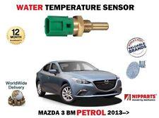 PARA MAZDA 3 BM 1.5i 2.0i GASOLINA 16v 2013 > NUEVO SENSOR TEMPERATURA AGUA