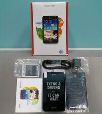 Samsung Galaxy Note SGH-I717 - 16GB - Carbon Blue (Unlocked) Smartphone