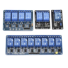 5V Optocoupler For Arduino PiC ARM AVR 1/2/4/6/8 Channels Relay Board Module LED