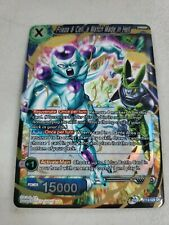 Vicious Rejuvenation Dragon Ball Super Card Frieza & Cell, A Match Made in Hell