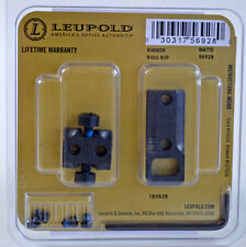 Leupold STD Scope Mount Base #56928 Kimber 8400 RVF