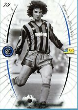 Figurina INTER CARDS 2000 DS n. 79 EVARISO BECCALOSSI