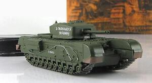 "Fabbri 1:72 Infantry Tank Mk.IV «Churchill» №64 series ""Russian tanks"""
