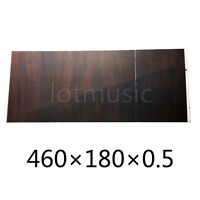 1 Pcs Acoustic Guitar Blank Pickguard Scratch Plate Material Sheet 46cmx18cm PVC