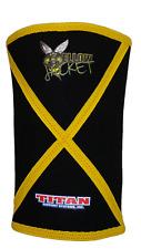 Titan Yellow Jacket Knee Sleeves - Powerlifting - IPF Legal - 3rd generation