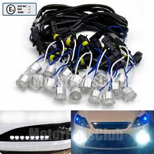 New 16 LED Eagle Eye Daytime Running Light Flexible Fog Light DRL E mark