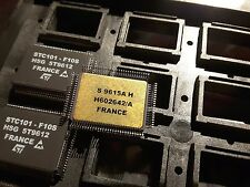 RARE GOLD CPU SGS STC101-F10S MICROPROCESSOR CONTROLLER FRANCE MUST SEE NEW $49