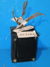 ZENITH RADIO PARTS, 10 TUBE POWER TRANSFORMER  OUT OF 10-S-669 CONSOLE