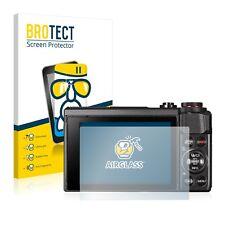 Canon Powershot G7 X Mark II, BROTECT® AirGlass® Premium Glass Screen Protector