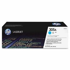 HP CE411A LaserJet Toner Cartridge Cyan  for  M375DW, M451D  w/ 2600 Page Yield
