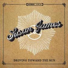 James Susan - Driving Towards The Sun NEW CD