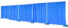 QUICK BACKDROP KIT 10 FT TALL x 50 FT WIDE PIPE AND DRAPE (ROYAL PREMIER DRAPES)