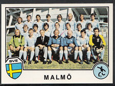 PANINI SPORT superstars EURO Football 1982 sticker Nº 214-MALMO