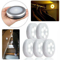 Led Wireless Night Light PIR Motion Auto Sensor Smart Wall Cabinet Stair Lamp
