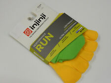 Injinji Run Lightweight No Show Mango Size S