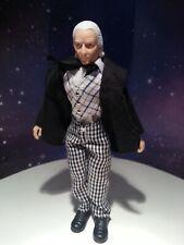 "1st Doctor Who Bif Bang Pow Mego Vintage Retro 8"" Doll Figure 50th Anniversary"