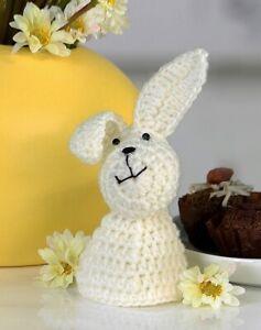 Eierwärmer Osterhase Strick * Rabbit * Bunny * süße Oster-Häschen 2erSet #Ostern