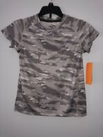 NWT MTA Sport Active Long-sleeve Shirt Boys Sz XL 14//16 Maroon /& Gray Fast Dri