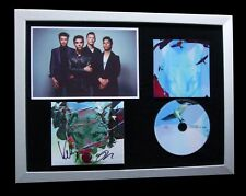STEREOPHONICS+SIGNED+FRAMED+SCREAM ABOVE SOUNDS=100% AUTHENTIC+FAST GLOBAL SHIP