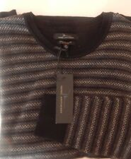 Marc Anthony Mens Size XL Sweater Slim Fit Long Sleeve Black NWT $65