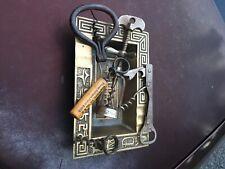 Antique Vintage Wood Metal Corkscrew Wine/Bottle Opener bottle opener