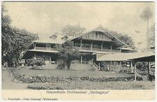 Indonesia, Dutch East Indies, Java, Sindanglaya, Gezendheis Etablissement,Old Pc