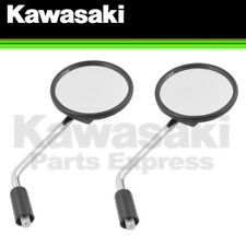 NEW 2012 - 2014 GENUINE KAWASAKI KLR 650 2 PACK MIRROR ASSEMBLIES 56001-0137
