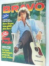 1 x Bravo - Heft Nr. 11 - Jahrgang 1972 - Zustand  sehr gut