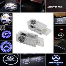 Ajuste Mercedes Benz CREE LED Proyector Luz de puerta de coche luz de entrada Charco Cortesía