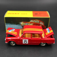 Atlas 1:43 Dinky Toys 1401 ALFA ROMEO 1600 TI Rally #8 Diecast Models