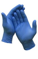 Nitrile gloves-Powder free-Blue/Navy 1000 Pcs Case Size L (Large)