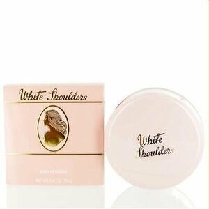 White Shoulders Elizabeth Arden Body Powder 2.6 Oz (75 Ml) For Women  3760000