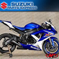 2008 - 2010 SUZUKI GSXR GSX-R 600 750 M4 BLACK GP FULL SYSTEM EXHAUST SU6972-GP