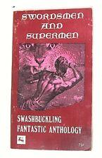Swordsmen And Supermen - 1972 Centaur Press Robert E. Howard & others 1st print