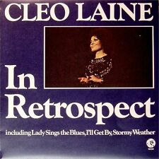 CLEO LAINE 'IN RETROSPECT' UK LP