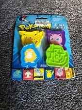 2000 Nintendo Tara Pokemon Maze Puzzles
