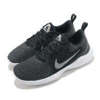 Nike Wmns Flex Experience RN 10 Black White Grey Women Running Shoes CI9964-002