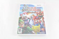 Nintendo Wii Super Smash Bros Brawl PAL Sellado nuevo video juego euro griego?