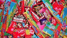 ★★ 25 ★★ große Tattoo gemischt ★★ Kaugummi  ★★ Bubble Gum ★★ Candy-Bar ★★
