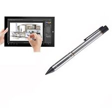 Silver Active Touch Screen Capacitive Stylus 2.3mm Drawing Pen For iPad Tablet