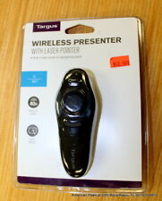 Targus Wireless Presenter with Laser Pointer AMP16B AMP16BR BRAND NEW old stock