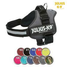Julius-K9 Powergeschirr Nylon Geschirr Hundegeschirr gepolstert alle Farben